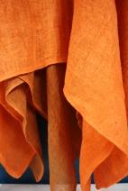 Tuulenlento -hame, oranssi